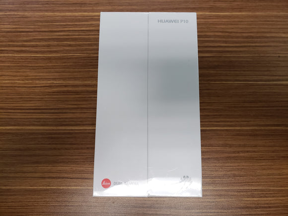 Huawei P10 VTR-L09 32GB - Graphite Black - (Bell Mobility) Brand New Sealed