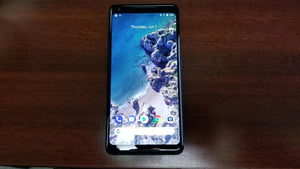 Google Pixel 2 XL 64GB Just Black - G011C (Unlocked) Good Condition