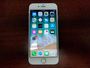 Apple iPhone 6S 32GB A1688 - White and Silver - (Unlocked) Good-Fair Condition