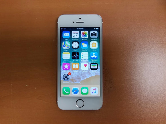 Apple iPhone SE 32GB A1723 - Rose Gold - (Unlocked) Good Condition - gorecell