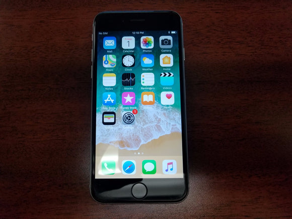 Apple iPhone 6 16GB A1549 - Space Grey (Unlocked) Fair Condition - gorecell