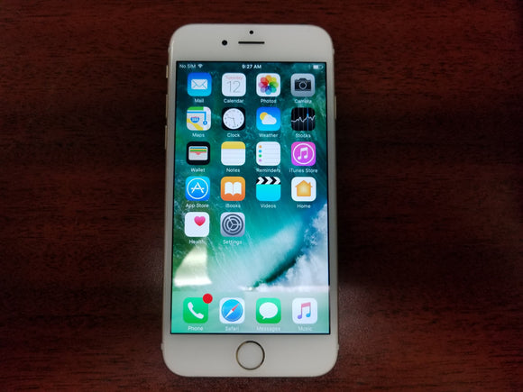Apple iPhone 6 64GB A1549 - Gold (Unlocked) Good Condition