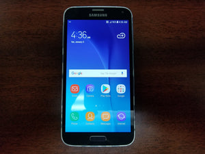 Samsung Galaxy S5 Neo SM-G903W 16GB Black (Unlocked) Fair Condition