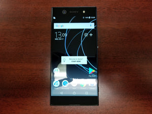 Sony Xperia XA1 Ultra G3223 - Black - (Unlocked) Good Condition - gorecell