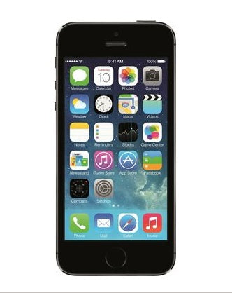 Apple iPhone 5S A1533 - 16GB - Space Grey (Unlocked) Very Good Condition