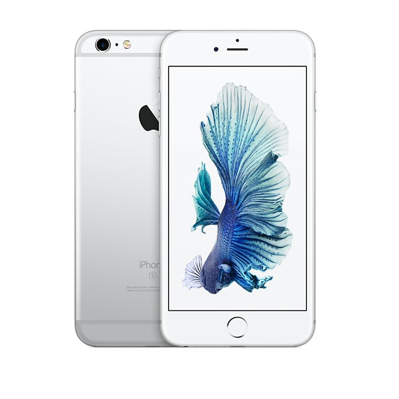 Apple iPhone 6S 16GB A1688 - Silver - (Unlocked) Very Good Condition