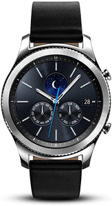 Samsung Galaxy Gear S3 46mm (GPS Only) - Silver - Very Good Condition