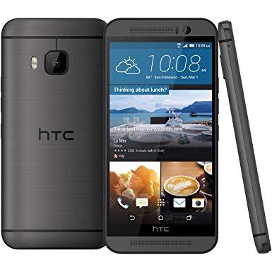 HTC One M9 0PJA110 32GB - Gunmetal Grey - (Unlocked) Very Good Condition