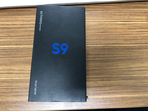 Samsung Galaxy S9 SM-G960W 64GB Titanium Gray (Unlocked) Brand New Sealed