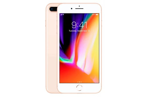 Apple iPhone 8 Plus A1897 64GB - Gold - (Unlocked) Good Condition