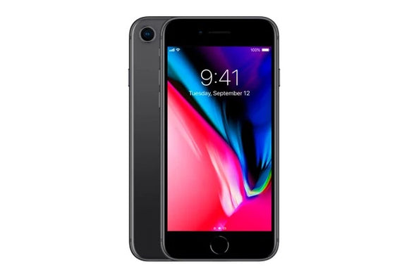 Apple iPhone 8 A1905 64GB - Space Grey- (Unlocked) Good-Fair Condition