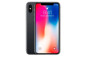 Apple iPhone X A1901 256GB - Space Grey- (Unlocked) Good-Fair Condition