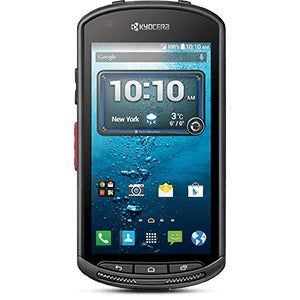 Kyocera DuraForce E6560T - Black - (Bell) Good-Fair Condition