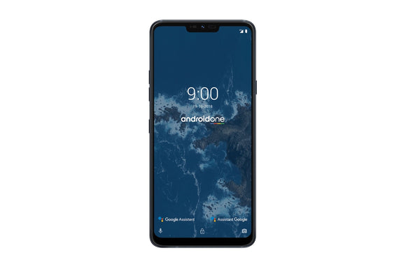 LG G7 One LM-Q910UM 32GB Black - (Unlocked) - Very Good Condition