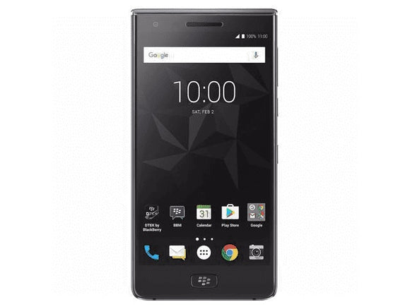 BlackBerry Motion BBD100-2 32GB - Black - (Unlocked) - Fair Condition