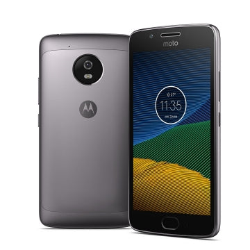 Motorola Moto G5 XT1670 - 16GB - Lunar Grey - (Unlocked) Very Good Condition