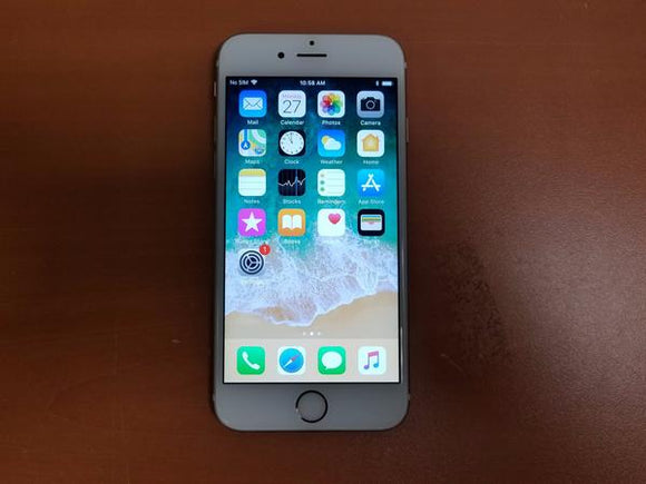 Apple iPhone 6S 16GB A1688 - Gold - (Unlocked) Good Condition