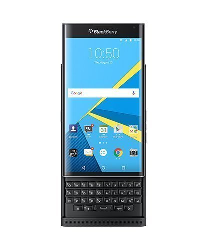 BlackBerry Priv - 32GB - Black - STV100-3 (Unlocked) Good Condition