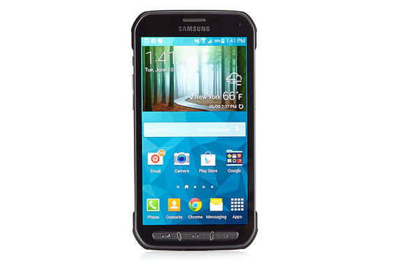 Samsung Galaxy S5 Active SM-G870W 16GB - Gray (Unlocked) Very Good Condition