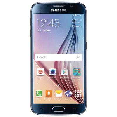 Samsung Galaxy S6 SM-G920W8 32GB Black Sapphire (Unlocked) - Good Condition