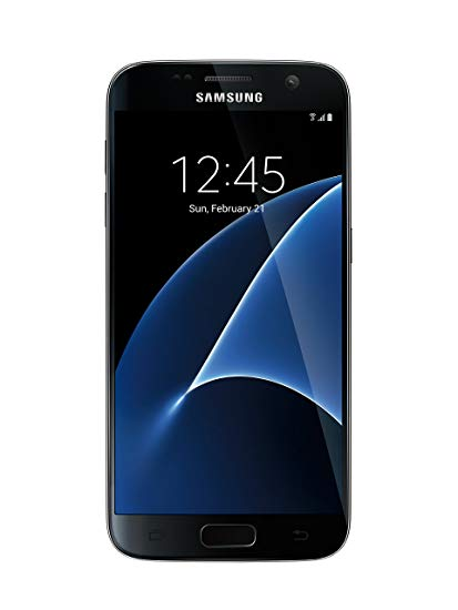 Samsung Galaxy S7 SM-G930U 32GB Black (Unlocked) Good Condition