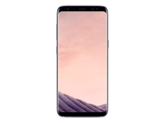 Samsung Galaxy S8 SM-G950W 64GB Orchid Grey (Unlocked) Very Good Condition