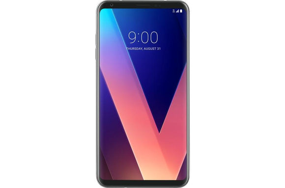 LG V30 H933 64GB Silver - (Unlocked) - Very Good Condition