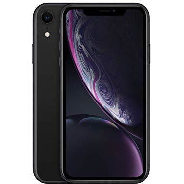 Apple iPhone XR A1984 64GB - Black - (Unlocked) Very Good Condition
