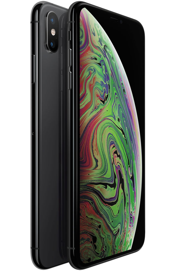 Apple iPhone XS Max A1921 64GB - Space Grey - (Unlocked) Very Good Condition