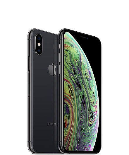 Apple iPhone XS A1920 64GB - Space Grey- (Unlocked) Good Condition
