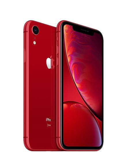 Apple iPhone XR A1984 64GB - (PRODUCT)RED™ - (Unlocked) Very Good Condition