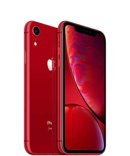 Apple iPhone XR A1984 128GB - (PRODUCT)RED™ - (Unlocked) Good Condition