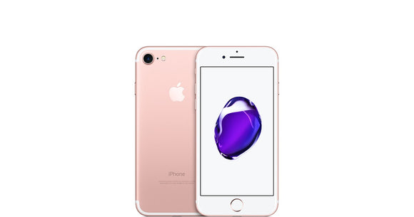Apple iPhone 7 32GB A1778 - Rose Gold (Unlocked) Very Good Condition