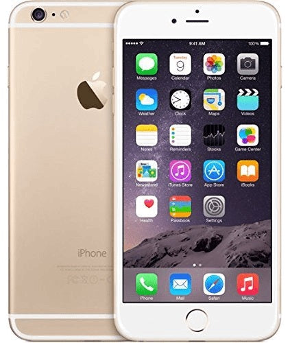 Apple iPhone 6 Plus 64GB A1522- Gold (Unlocked) Good Condition