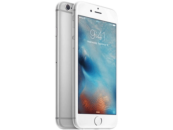 Apple iPhone 6 64GB A1549 - White and Silver (Unlocked) Good Condition
