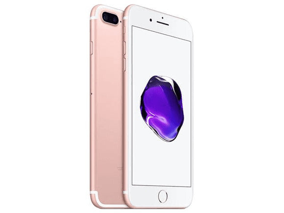 Apple iPhone 7 plus 32GB A1784 - Rose Gold- (Unlocked) Very Good Condition