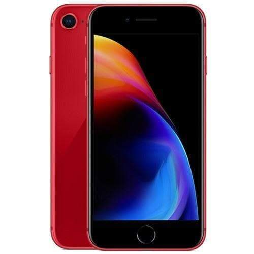 Apple iPhone 8 A1905 64GB - (PRODUCT)RED - (Unlocked) Good Condition