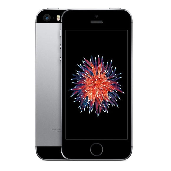 Apple iPhone SE 16GB A1723 - Space Grey - (Unlocked) Very Good Condition