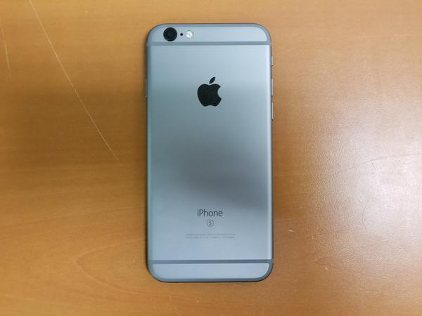 Apple iPhone 6S 32GB A1688 - Space Grey - (Unlocked) Good Condition