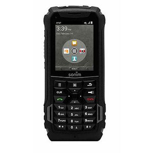Sonim XP5 XP5700 Ultra Rugged - Black - (Bell Mobility) Good Condition