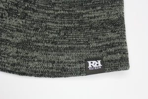 Grey mix toque (tight fit)
