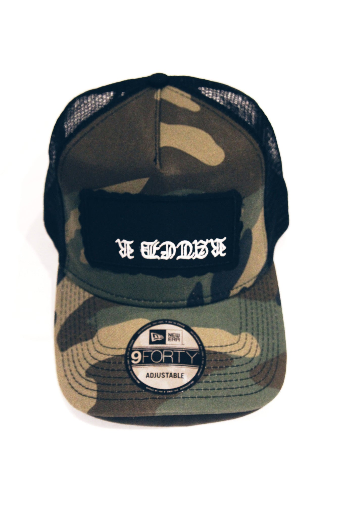 Rated R Snapback Hat | Camo