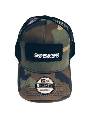Savage Snapback Hat | Camo