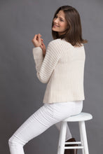 Janet Ribbed Cardigan