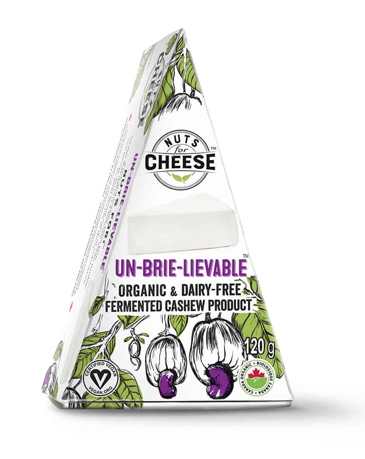 Un-Brie-Lievable - Nuts for Cheese