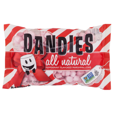 Peppermint Dandies Marshmallows *Seasonal*