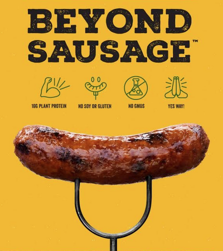 Beyond Meat Brat Sausages, 2-Pack