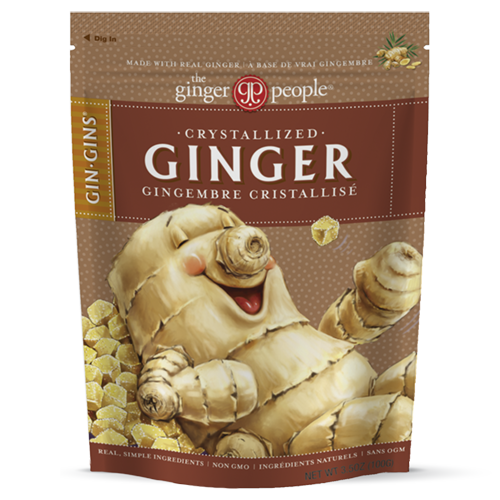 GinGins Ginger Candy