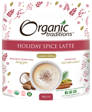Holiday Spice Latte Mix - Organic Traditions