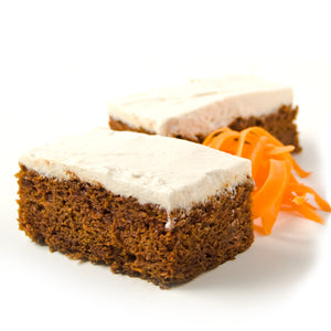 Spiced Carrot Cake - Sweets From The Earth **Frozen Item**